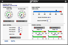 groov mobile operator interface