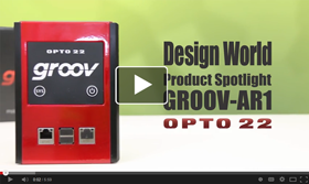 Design World highlights groov Box for mobile operator interfaces
