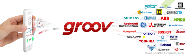 Opto 22's groov makes mobile operator interfaces simple for all automation systems
