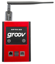 groov Box becomes a WiFi access point with Netis antenna