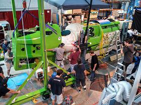 Deepsea Challenger team