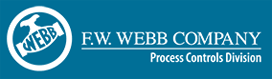 F.W. Webb Company Process Controls Division logo