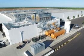 CalCA industrial refrigeration installation