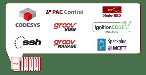 groov EPIC programming options