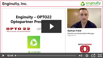 OptoPartner Enginuity video