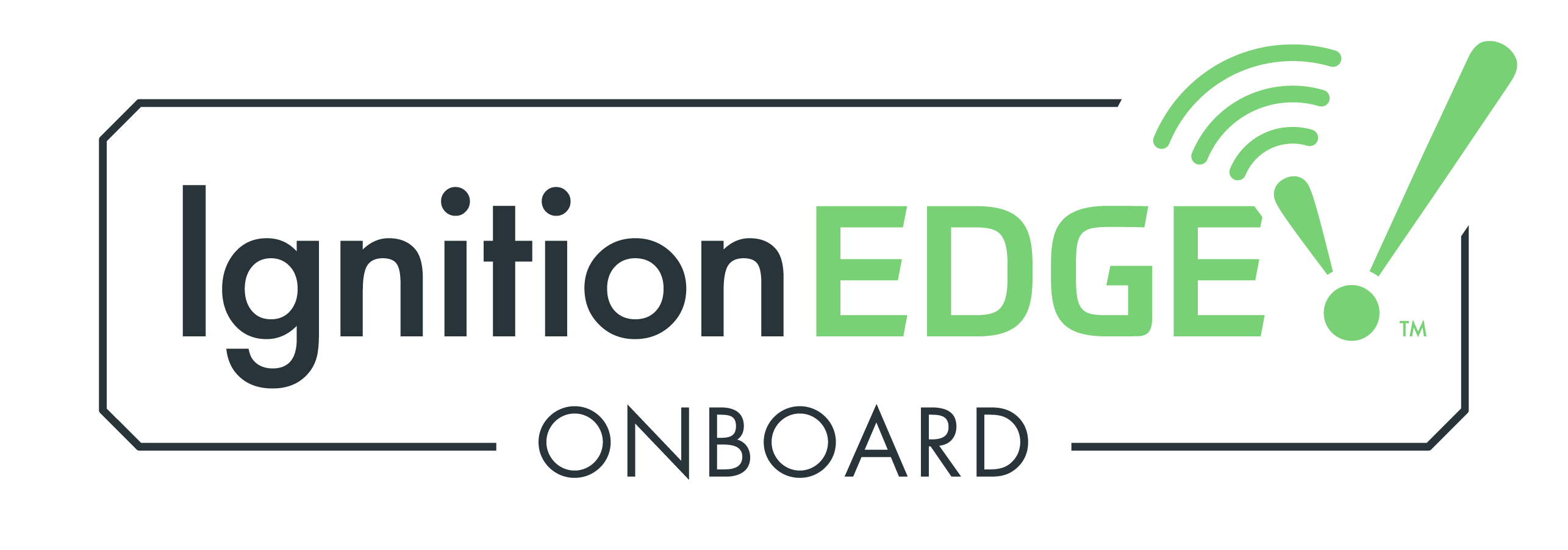 Ignition Edge Onboard logo