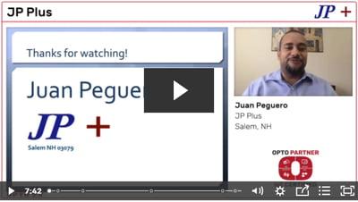 JP Plus OptoPartner video