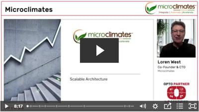 Microclimates OptoPartner video