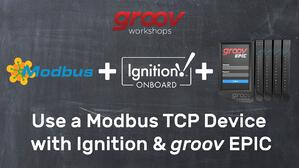 Use Modbus TCP device with Ignition