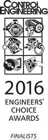 Control Engineering Engineers' Choice Awards Finalist