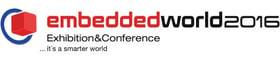 Embedded World 2016 logo