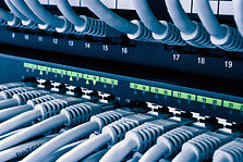 Ethernet connectors - part of the TCP/IP model
