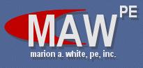 Logo for OptoPartner Marion A White, PE