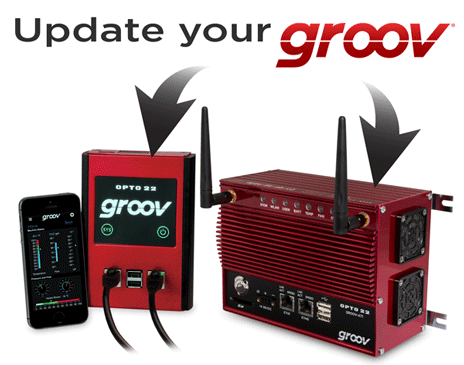 Update your groov Box