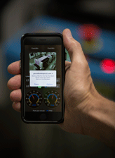 Increase operator situational awareness with mobility