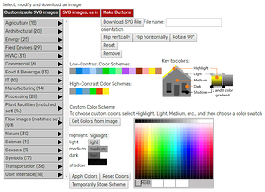 groov View SVG Image Library