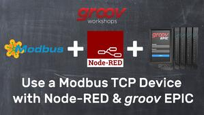 Use a Modbus TCP device with Node-RED