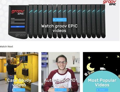 Opto 22 website video resources