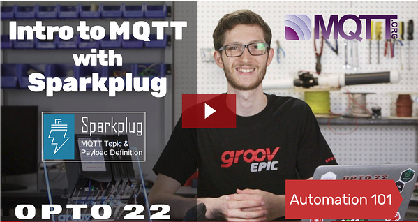 Intro to MQTT with Sparkplug