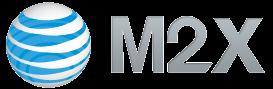 AT&T M2X logo