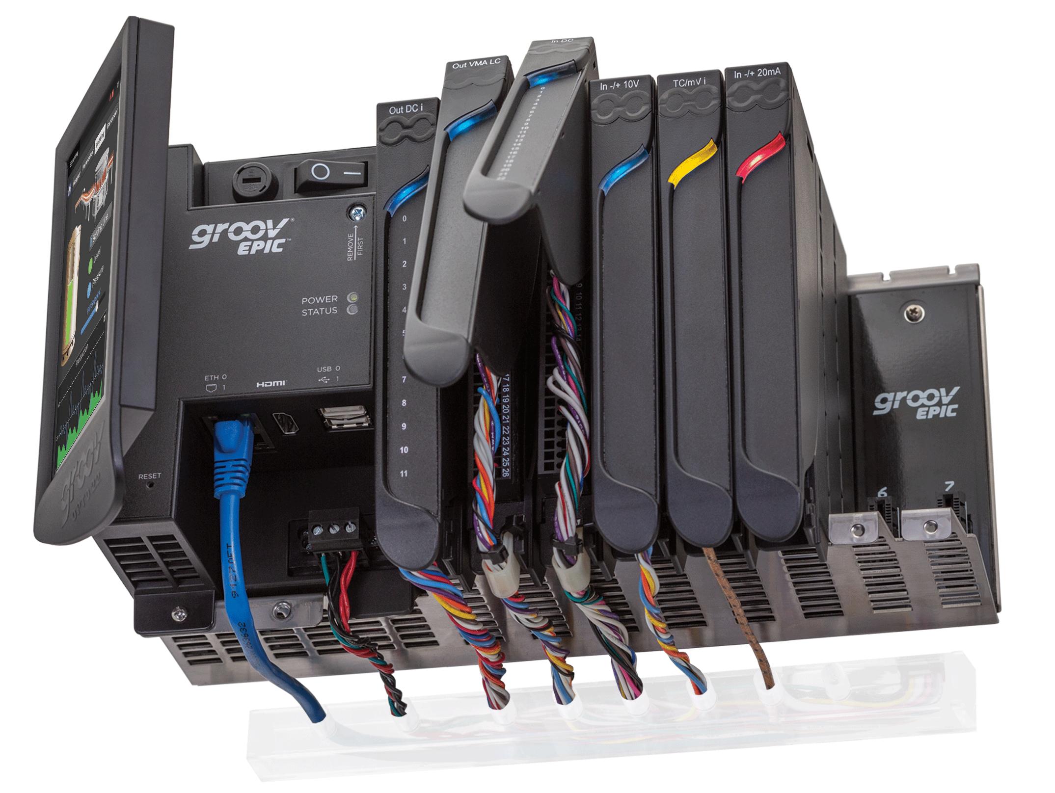 groov EPIC system