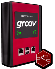 groov Box with Node-RED for IIoT projects