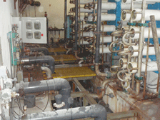 Failing Paradise Island desalination plant