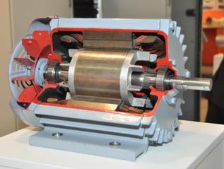 Motor internals