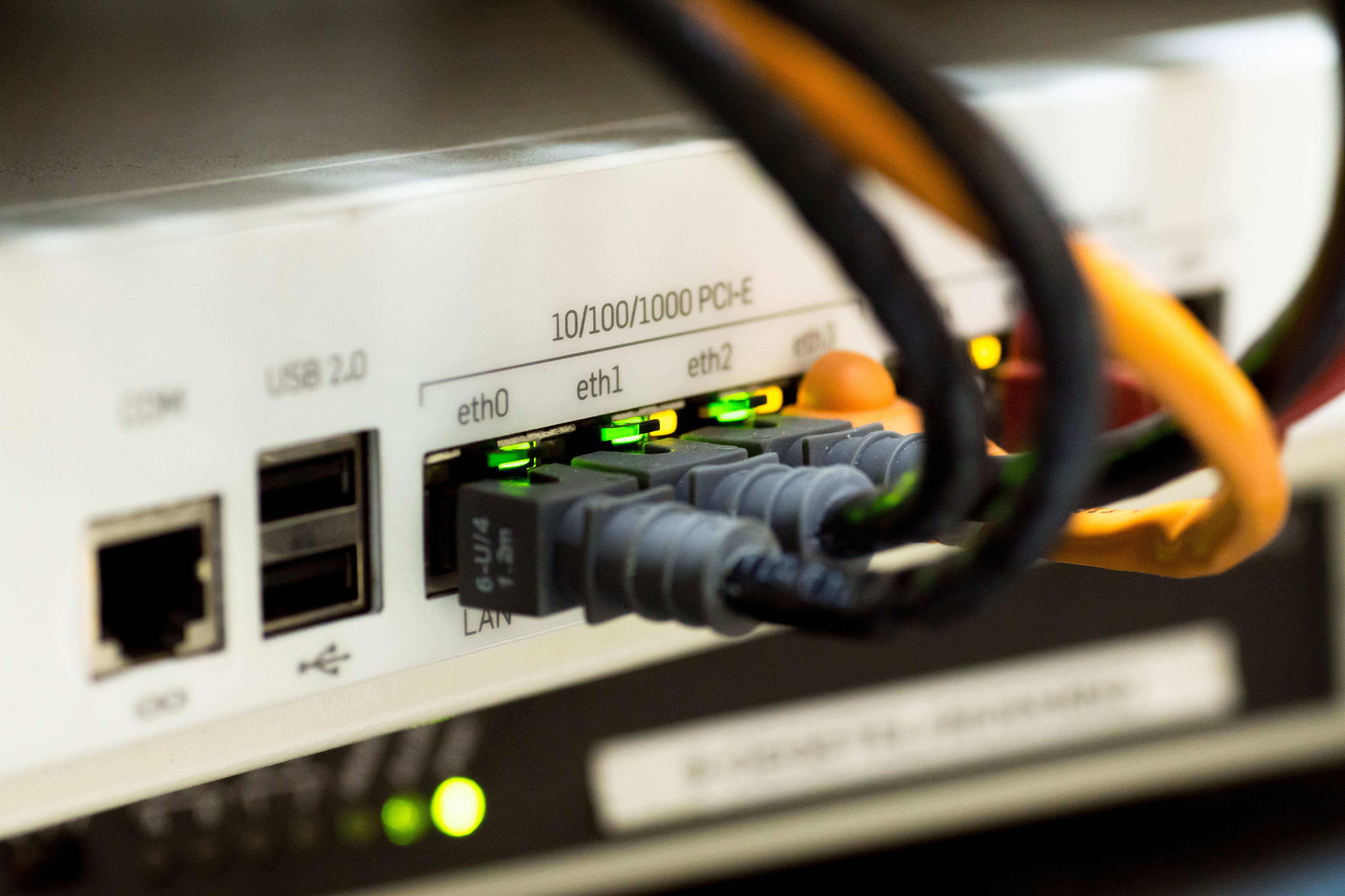 Industrial Ethernet network troubleshooting