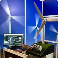 Opto 22 wind turbine demo