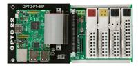 Opto 22 Digital SNAP I/O system for Raspberry Pi