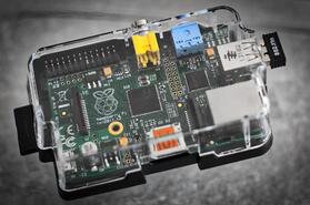 Raspberry Pi for industrial and commercial applications