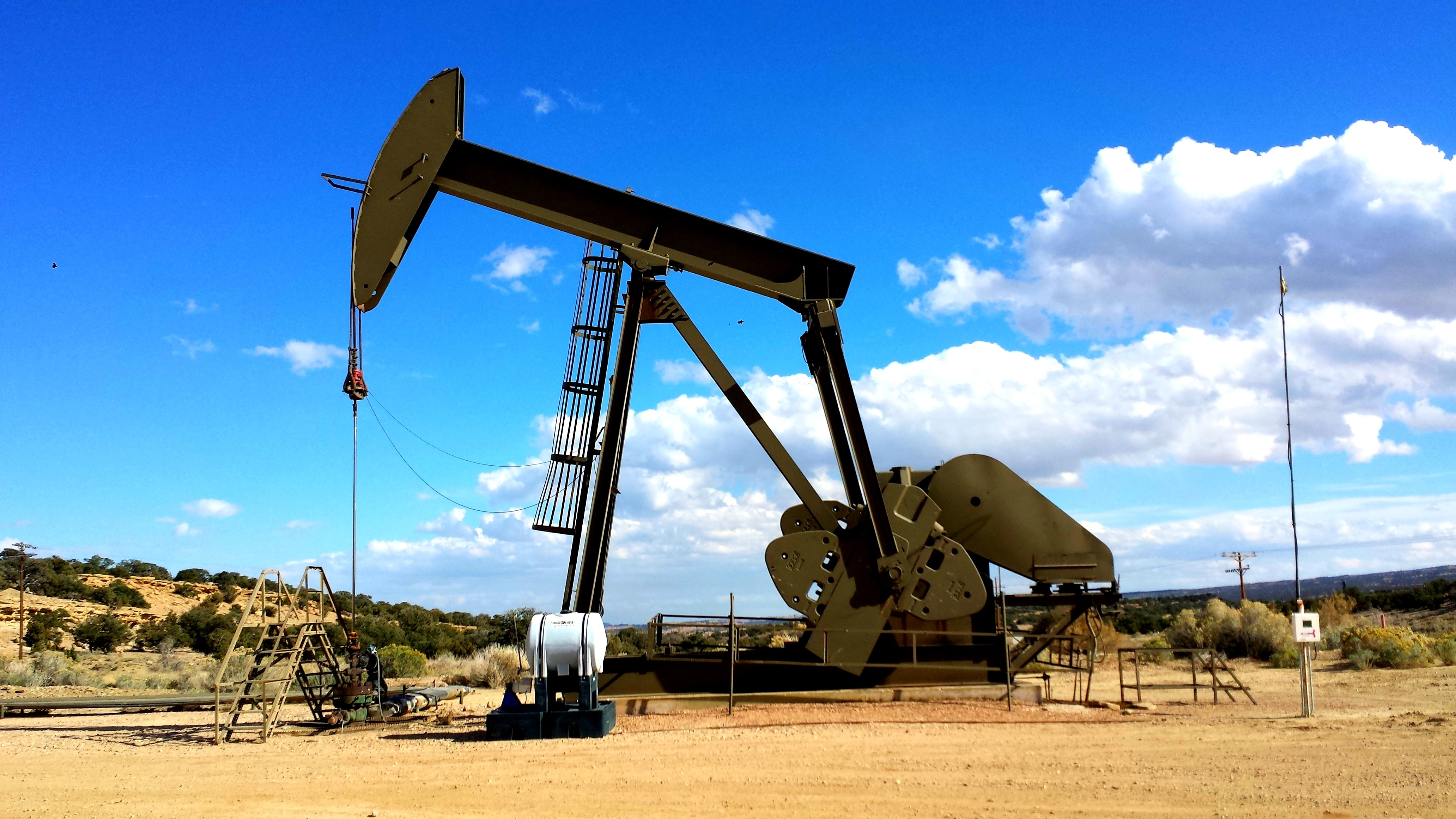 Blockchain may be coming to an oil field near you