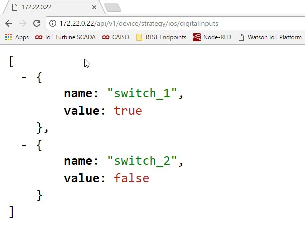 SNAP PAC RESTful API enables direct communication to control variables and I/O