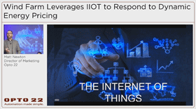 Real-world IIoT case study at Smart Industry 2016