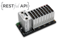 Opto 22 SNAP-PAC-R1 programmable automation controller with built-in RESTful API