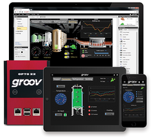 groov mobile interface tool from Opto 22