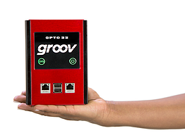 groov Box includes encryption and authentication for security