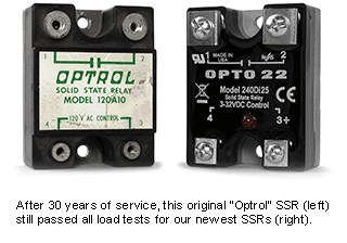 Opto 22 SSRs