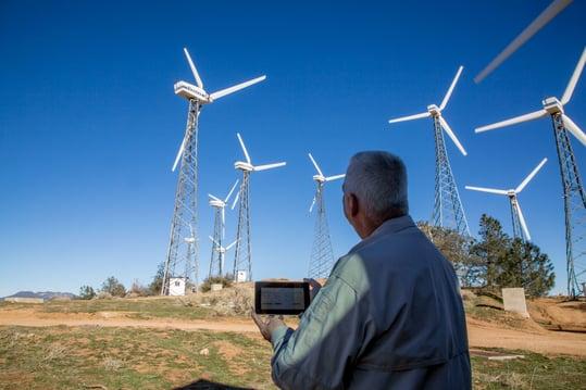 IIoT Case Study Wind Turbines