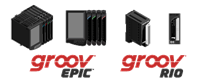 groov Product Visio Stencils