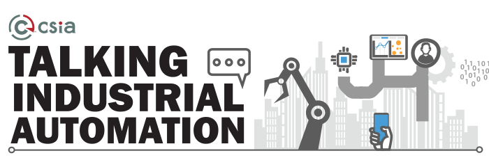 Talking industrial automation with CSIA