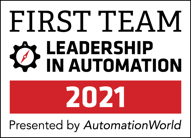 Recognized as a 2021 Leader in Automation
