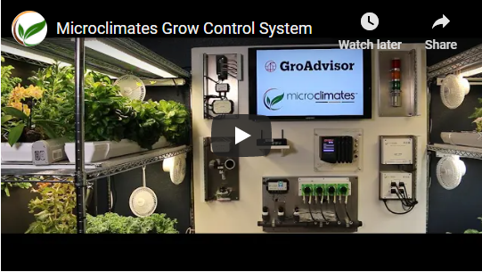 Growing the Future: MicroClimates and groov RIO