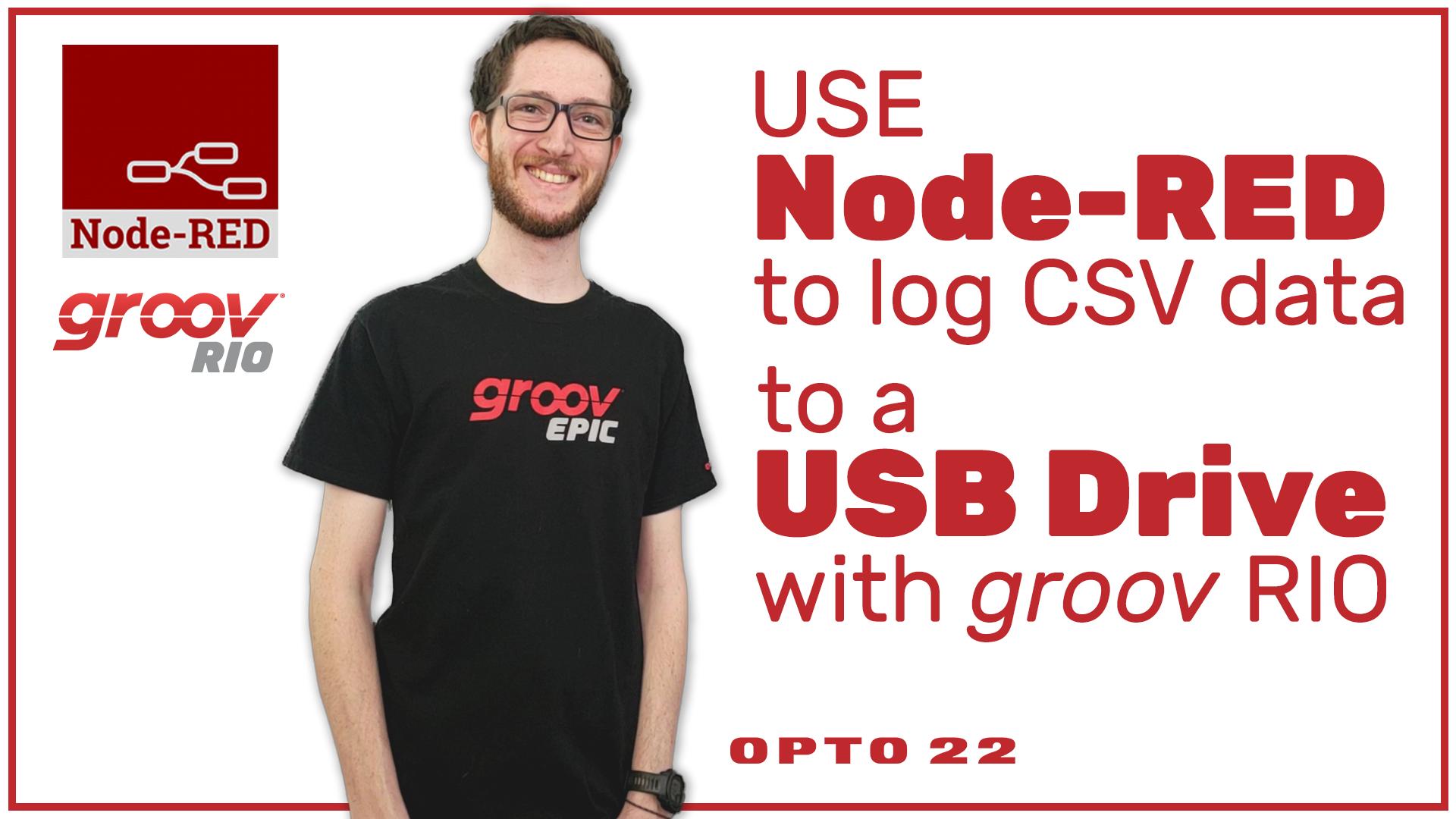 Advanced data logging in Node-RED