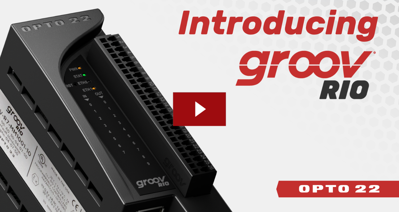 Watch groov RIO in action with new on-demand webinar