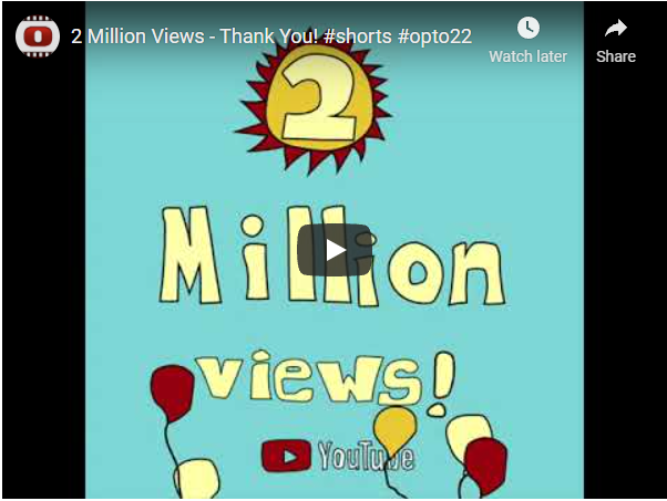 2 million views and counting