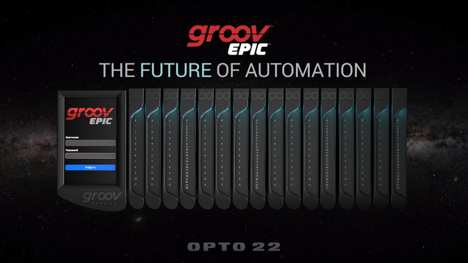 Take another look at groov EPIC